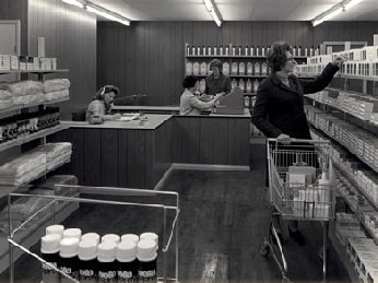 Catford Store 1970s