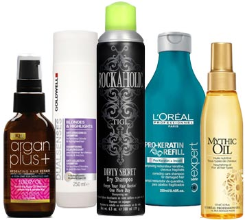 summer hair styling products
