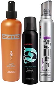 summer styling products
