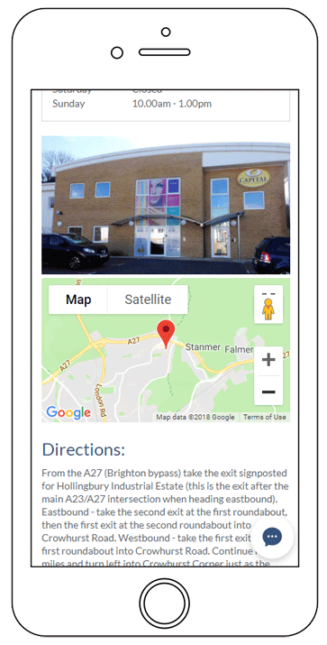 Click & Collect - Step 4 - Collect From Store Mobile
