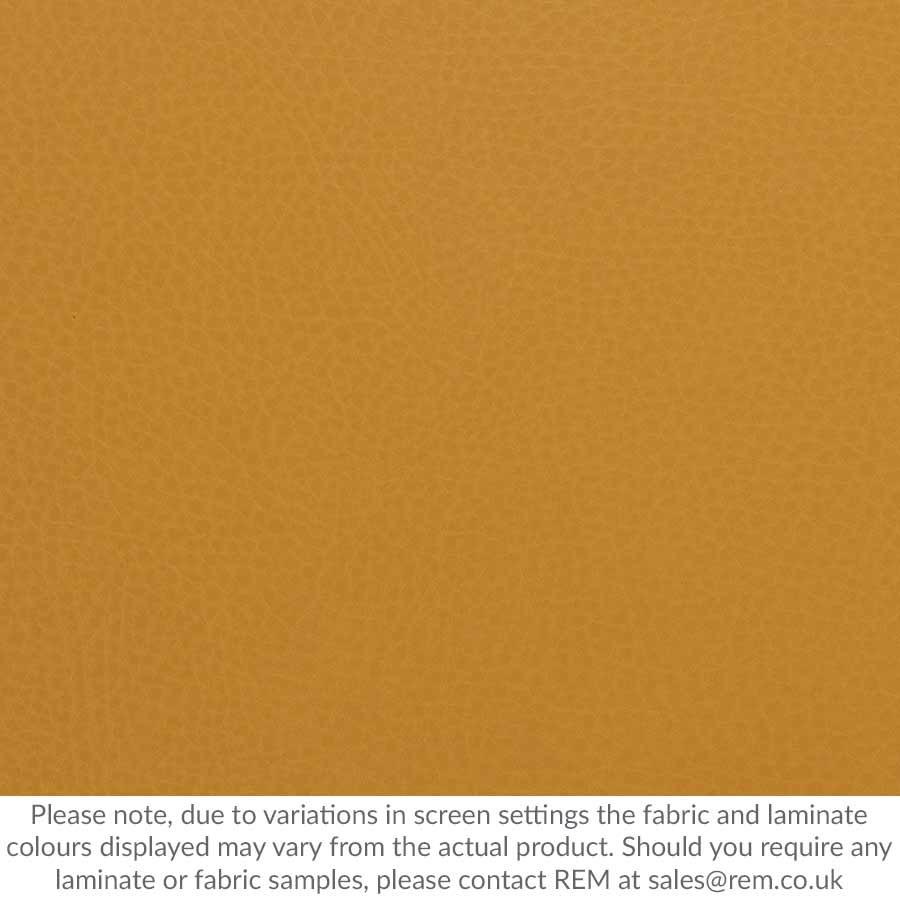 Rem Therapist Cutting Stool Without Backrest Saffron