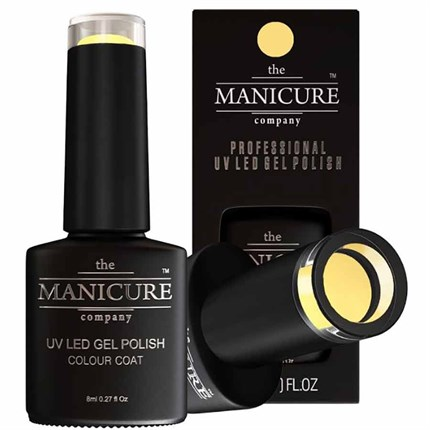 The Manicure Company UV LED Gel Nail Polish 8ml - Blondie