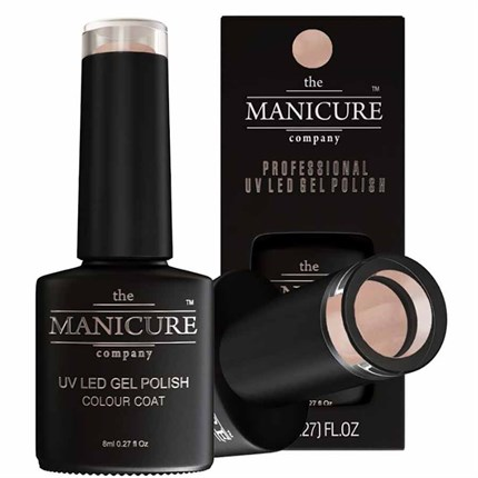 The Manicure Company UV LED Gel Nail Polish 8ml - Cashmere