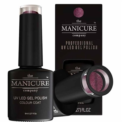 The Manicure Company UV LED Gel Nail Polish 8ml - Punk Prom Queen