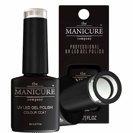 The Manicure Company UV LED Gel Nail Polish 8ml - True White