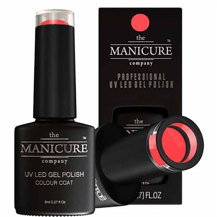 The Manicure Company UV LED Gel Nail Polish 8ml - Vay Kay