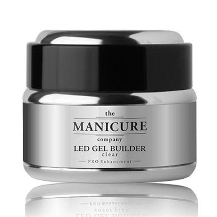 The Manicure Company LED Pro Enhancement Builder Gel 30g - Clear