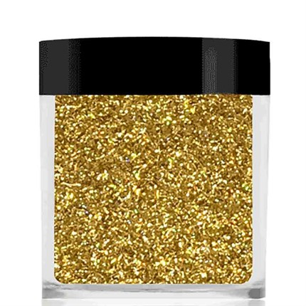 The Manicure Company Holographic Nail Glitter 10g - Rainbow Gold