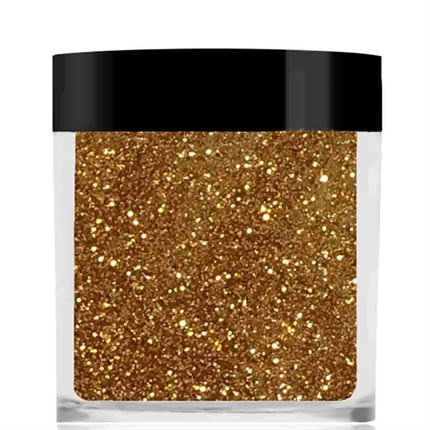 The Manicure Company Fine Nail Glitter 10g - Rusted