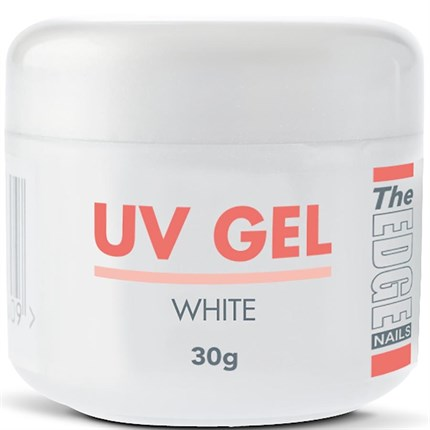 The Edge UV Gel - White 30g