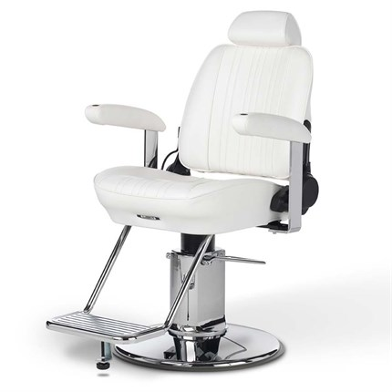 Takara Belmont Gt Sportsman Barber Chair SL-85 Black Hydraulic Base