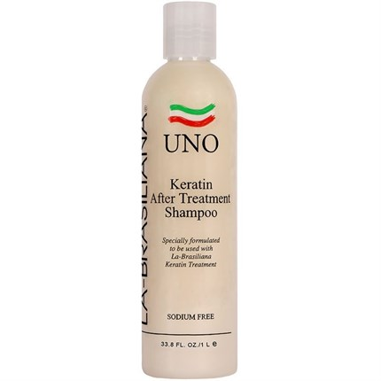 La-Brasiliana Uno After Treatment Shampoo - 1 Litre