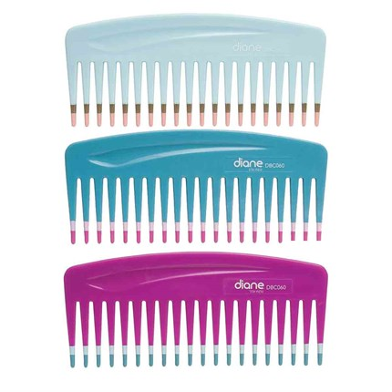 Comby V300 Comb Mebco 20 Teeth - Black