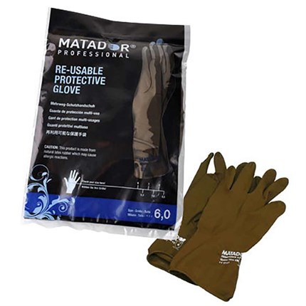 Matador Professional Gloves (1 Pair) - Size 8.5