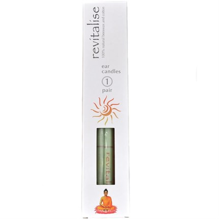 Revitalise Ear Candles - Eucalyptus