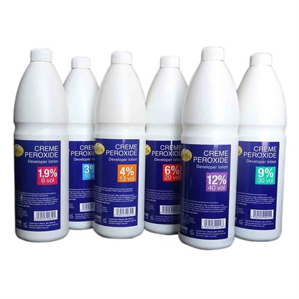 Capital Cream Peroxide 1 Litre - 40vol (12%)