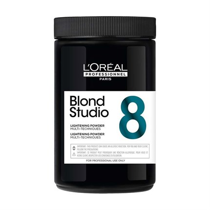 L'Oréal Professionnel Blond Studio Multi Techniques Lightening Powder 500g