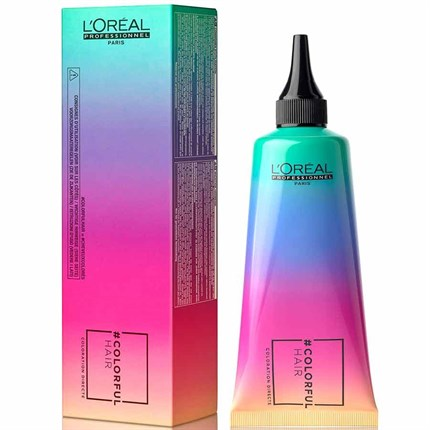 L'Oréal Professionnel Colourful Hair Colour 90ml - Iced Mint
