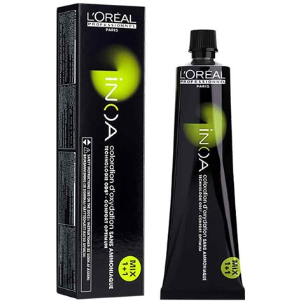 L'Oréal Professionnel INOA ODS² 60g 5.35 - Light Golden Mahogany Brown
