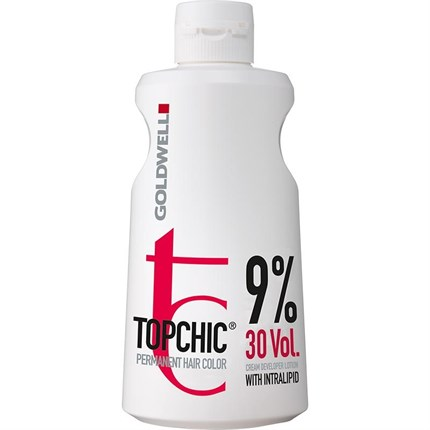 Goldwell Topchic Cream Developer Lotion 1 Litre - 9%