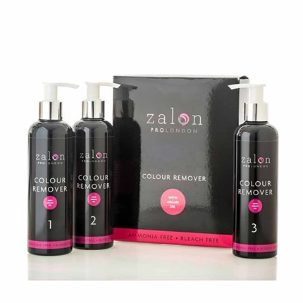Hair Tools Zalon Colour Remover - Salon Size Pack (5 Applications)