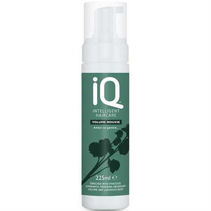 IQ Intelligent Haircare Volume Mousse 225ml