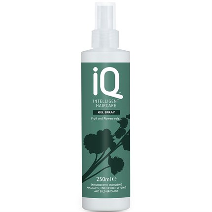 IQ Intelligent Haircare Gel Spray 250ml