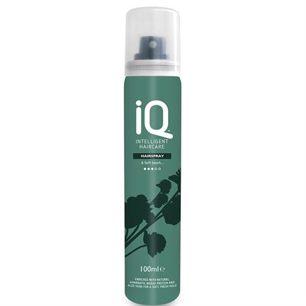 IQ Intelligent Haircare Hairspray 100ml