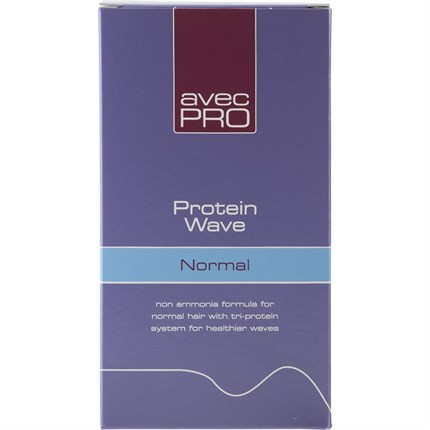 Avec Pro Perm Protein Wave - Normal