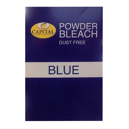 Capital Dust Free Bleach 400g - Blue