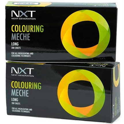 NXT Colouring Meche Twin Pack - Long