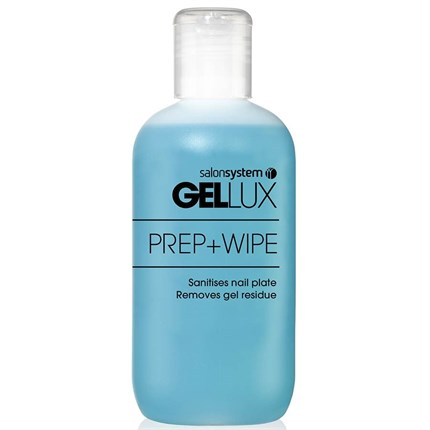 Salon System Gellux Prep & Wipe 250ml