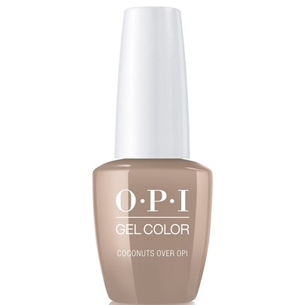 OPI GelColor 15ml - Fiji - Coconuts Over OPI
