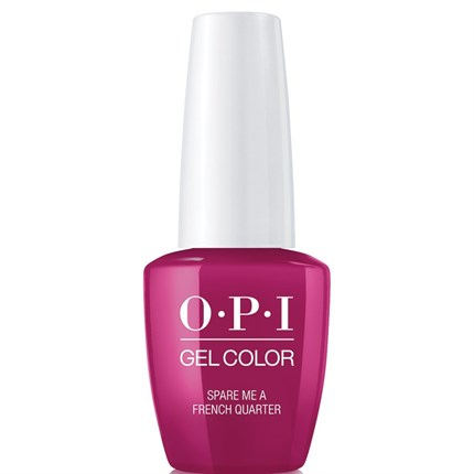 OPI GelColor 15ml - New Orleans - Spare Me A French Quarte