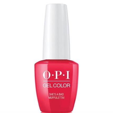 OPI GelColor 15ml - New Orleans - She's A Bad Muffuletta!
