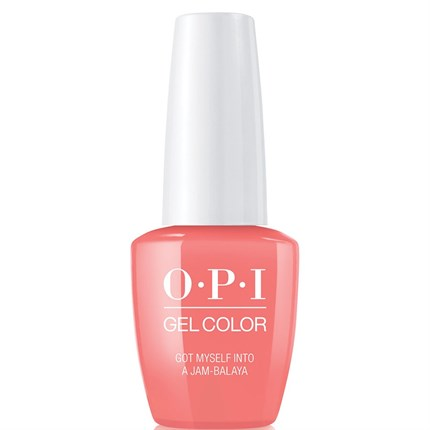 OPI GelColor 15ml - New Orleans - Got Myself Into A Jam Balaya