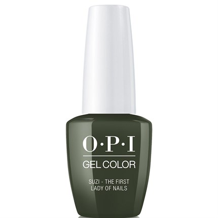 OPI GelColor 15ml - Washington DC - Suzi The First Lady Of Nails