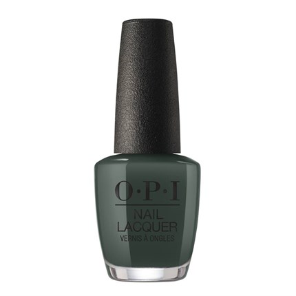 OPI Lacquer 15ml - Scotland - Thing's I've seen in Aber-Green