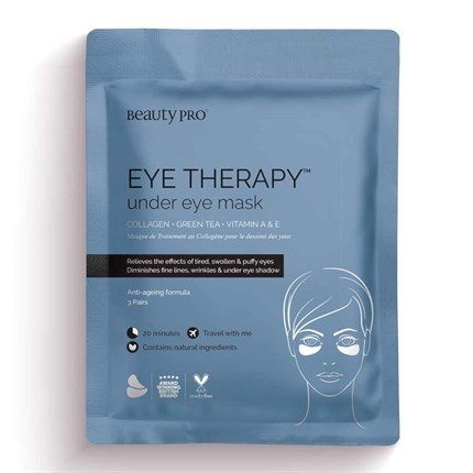 BeautyPro Eye Theapy Under Eye Collagen Patch (3 Pairs)