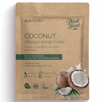 Natura Coconut Oil Sheet Mask