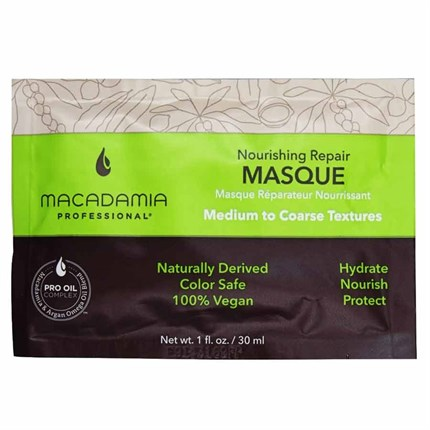 Macadamia Nourishing Repair Masque 30ml