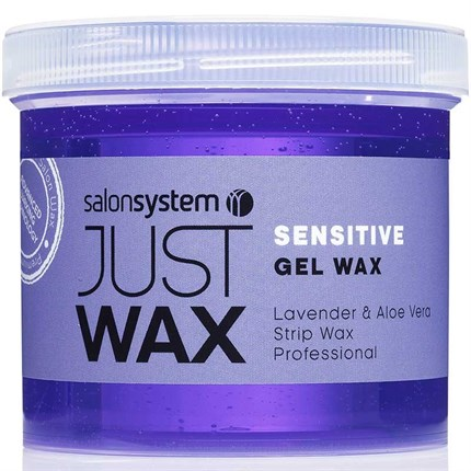 Salon System Just Wax Sensitive Gel Wax 450g