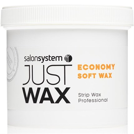 Salon System Just Wax Economy Soft Wax 425g