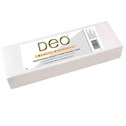 Deo Honeycomb Waxing Strips Pk100