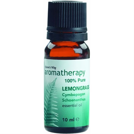 Natures Way Lemongrass Essential Oil 10ml