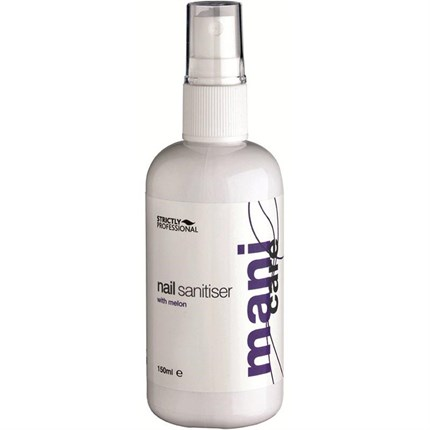 Strictly Professional Nail Sanitiser 150ml