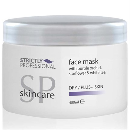 Strictly Professional Face Mask 450ml - Dry/Plus+ Skin
