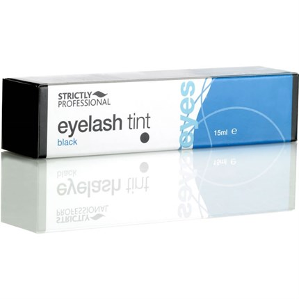 Strictly Professional Eyelash Tint 15ml - Black