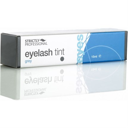 Strictly Professional Eyelash Tint 15ml - Grey