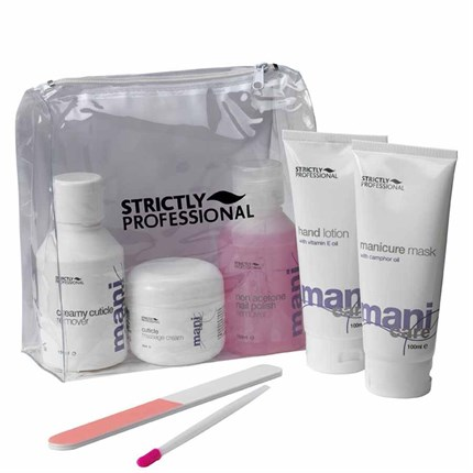 Strictly Professional Manicure Care Kit